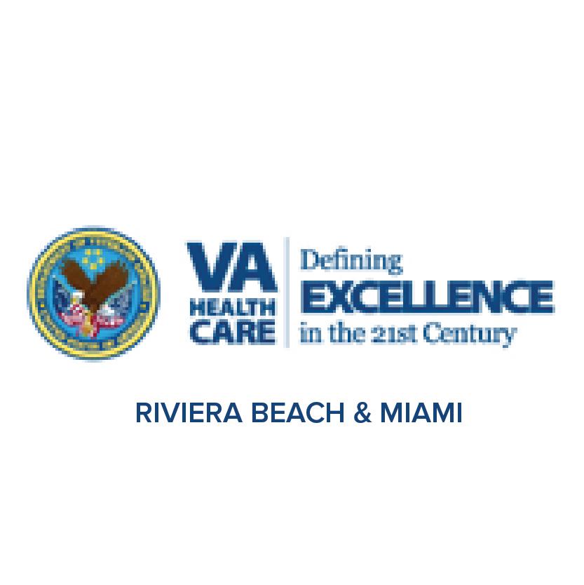 VA Hospital Rivera & Miami logo