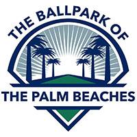 ballpark of the palm beaches logo