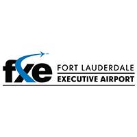 fort lauderdale exec airport logo