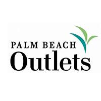 palm beach outlet logo