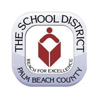 Palm Beach School District Logo