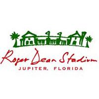 roger dean stadium logo